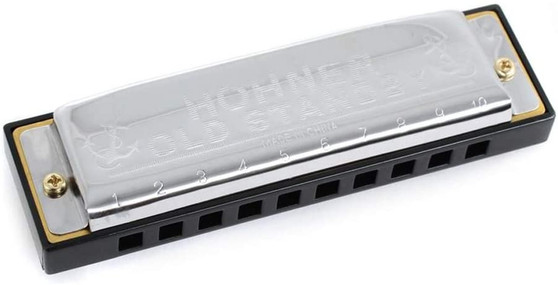 Hohner Old Standby Harmonica  G