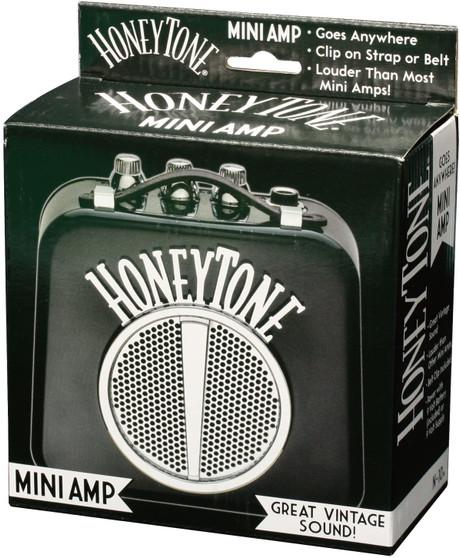 Honeytone Mini Guitar Amp Black