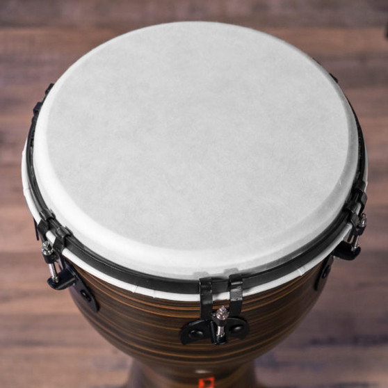 Djembe PVC 12'' Tunable with on/off snare