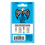 .48MM BLUE EVERLAST PICKS 12-PACK