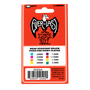 1.14MM RED EVERLAST PICKS 12-PACK