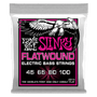 SUPER SLINKY FLATWOUND ELECTRIC BASS STRINGS - 45-100 GAUGE