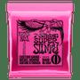 SUPER SLINKY 7-STRING NICKEL WOUND ELECTRIC GUITAR STRINGS - 9-52 GAUGE