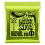 REGULAR SLINKY 7-STRING NICKEL WOUND ELECTRIC GUITAR STRINGS - 10-56 GAUGE
