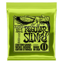 REGULAR SLINKY NICKEL WOUND ELECTRIC GUITAR STRINGS - 10-46 GAUGE