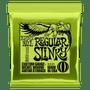 REGULAR SLINKY NICKEL WOUND ELECTRIC GUITAR STRINGS - 10-46 GAUGE