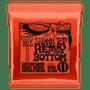 SKINNY TOP HEAVY BOTTOM SLINKY NICKEL WOUND ELECTRIC GUITAR STRINGS - 10-52 GAUGE