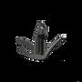 ARTIST CAPO Adjustable Tension, Metallic Grey
