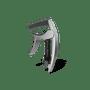 TRI-ACTION CAPO Adjustable Tension, Silver
