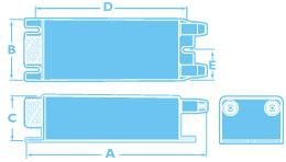 VT12030-120 Dimensions