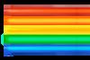 SloanLED colorLINE straight