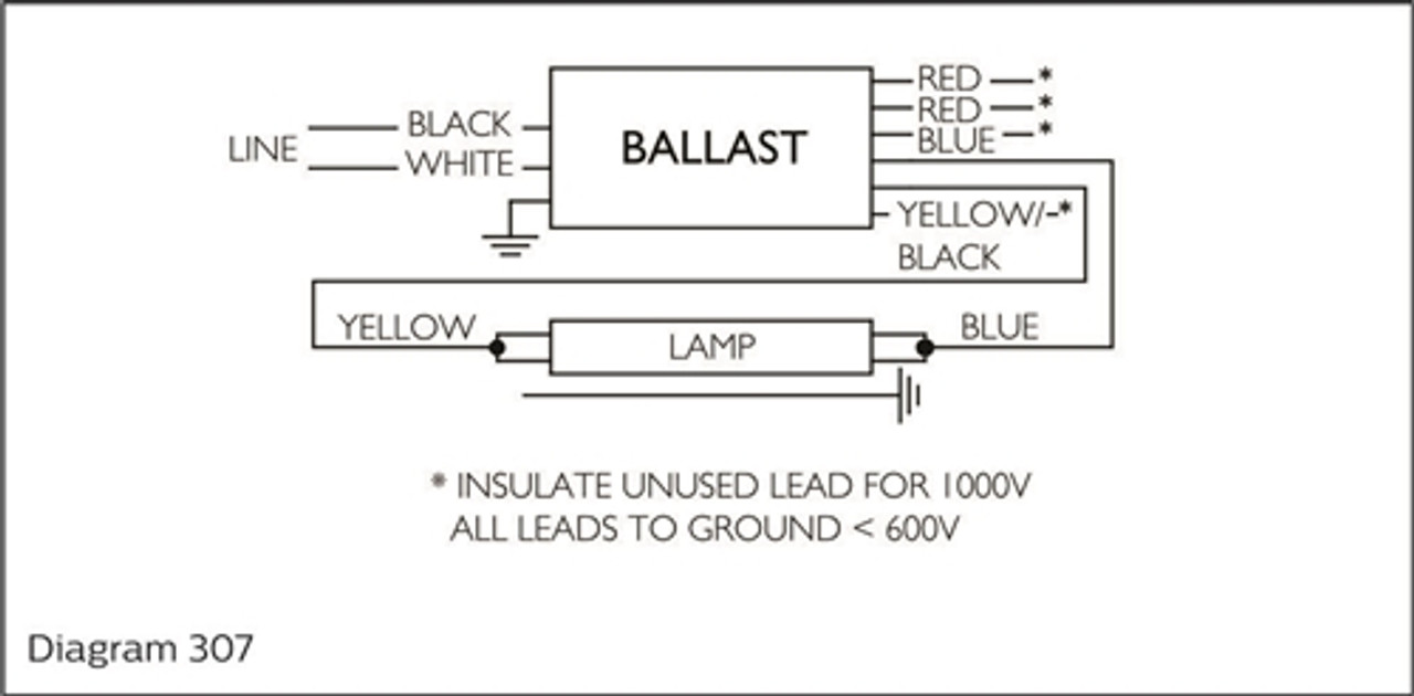 Bulb Wiring Diagram V on