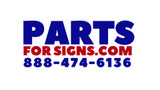 Why use PartsForSign.com to retrofit your fluorescent or neon sign to LED?