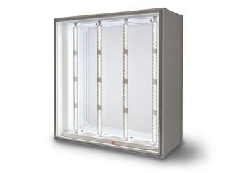 GE LineFit GEF72DHOLED-1 LED Retrofit