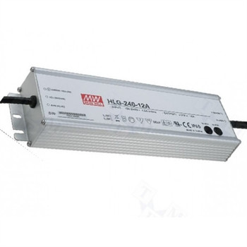 Meanwell HLG-240H-12A LED Power Supply 12V-192W