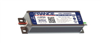 France LED-1260MMPS LED Power Supply 12v - 60 Watt