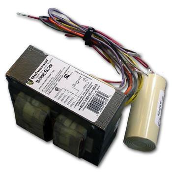 Universal M400MLTAC4M500K 400W Metal Halide Ballast Quad-Tap