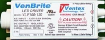 Ventex VenBrite VLP100-120 LED Driver