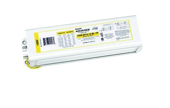 Advance VSB0412-12-BL-TP 277v Fluorescent Ballast - 1-2 Lamp 4ft-12ft