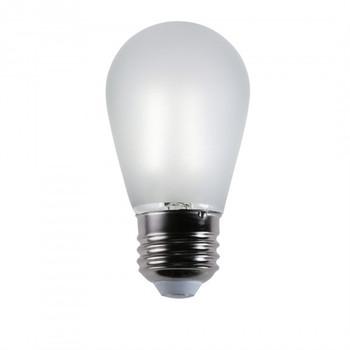 ZLight LED Filament ST14 Bulb - White - Soft White 27K