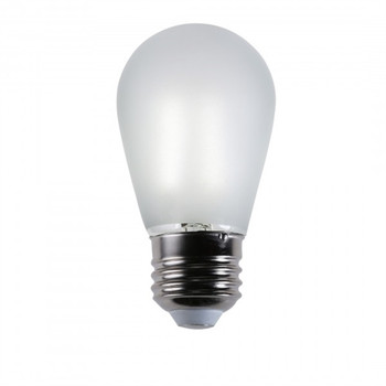 ZLight LED Filament ST14 Bulb - White - Day Light - 50K