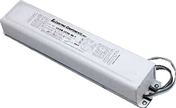 Lighting Components EESB-424-13L 120v Ballast - 1-3 Lamp 4ft. to 24ft.