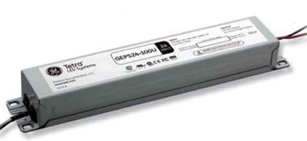 GE GEPS24-100U-NA Tetra LED 24VDC/96W Power Supply
