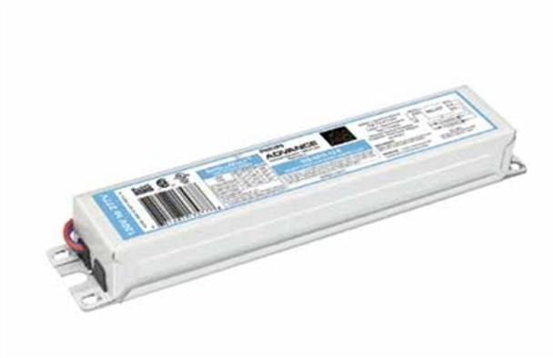 Advance ISB-0216-12-E 120v to 277v Fluorescent Ballast - 1-2 Lamp 2ft-16ft