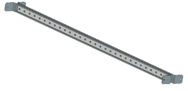 ZLight Z-ULTRA-DLN36-65K Double Sided LED LinearBar