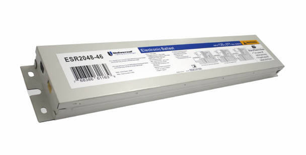 Universal ESR2048-46 Ballast - 4-6 Lamp 20ft. to 48ft.
