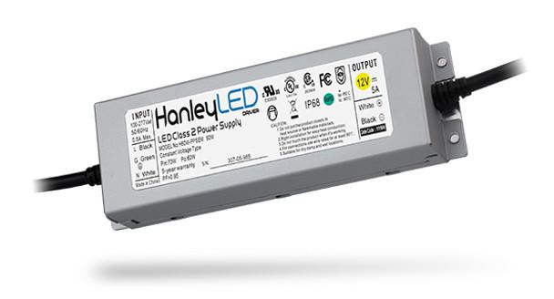 HanleyLED Power Supply H60W-PPSEM 12V-60W