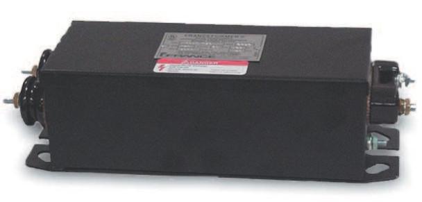 France 5030P2G Low Profile Neon Transformer Power Supply   5000v 30mA