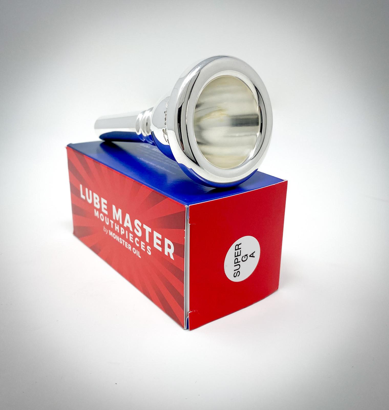 Lube Master 'Super G' Tuba Mouthpiece | American Shank