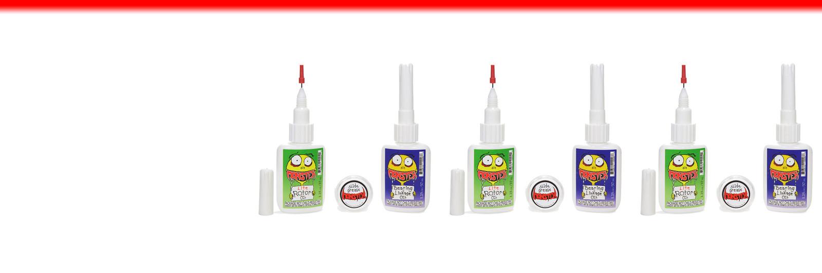 Rotor Oils