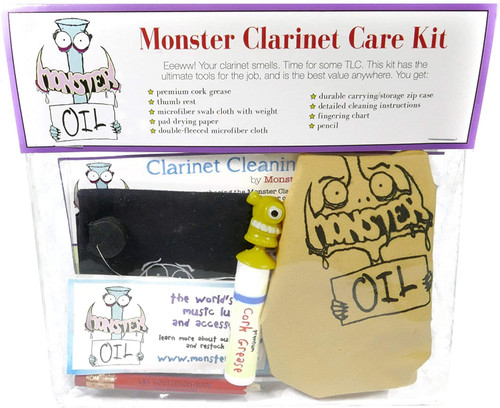 Clarinet Cleaning Kit
