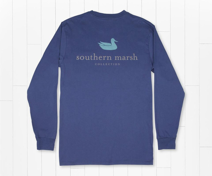 SOUTHERN MARSH AUTHENTIC LONG SLEEVE T-SHIRT