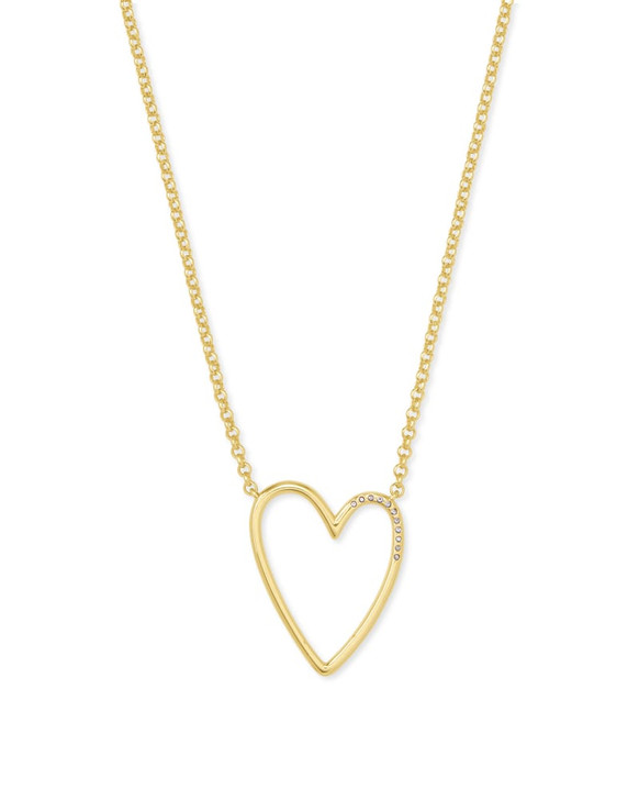 KENDRA SCOTT ANSLEY PENDANT NECKLACE