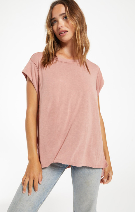 Z-SUPPLY RILEY SPECKLED TEE