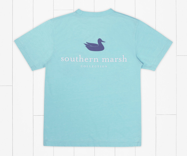 SOUTHERN MARSH YOUTH SEAWASH TEE- AUTHENTIC