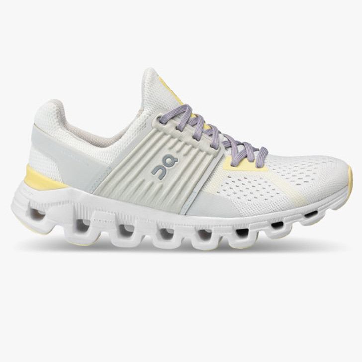 ON RUNNING CLOUDSWIFT 2.0 - WHITE/LIMELIGHT