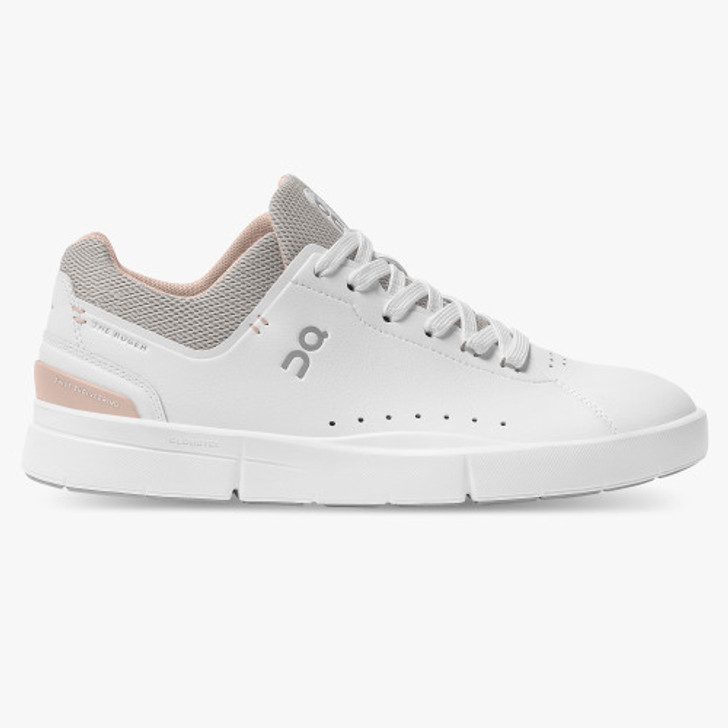 ON RUNNING THE RODGER ADVANTAGE - WHITE/ROSE