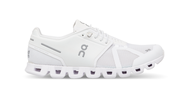 ON RUNNING CLOUD - ALL WHITE