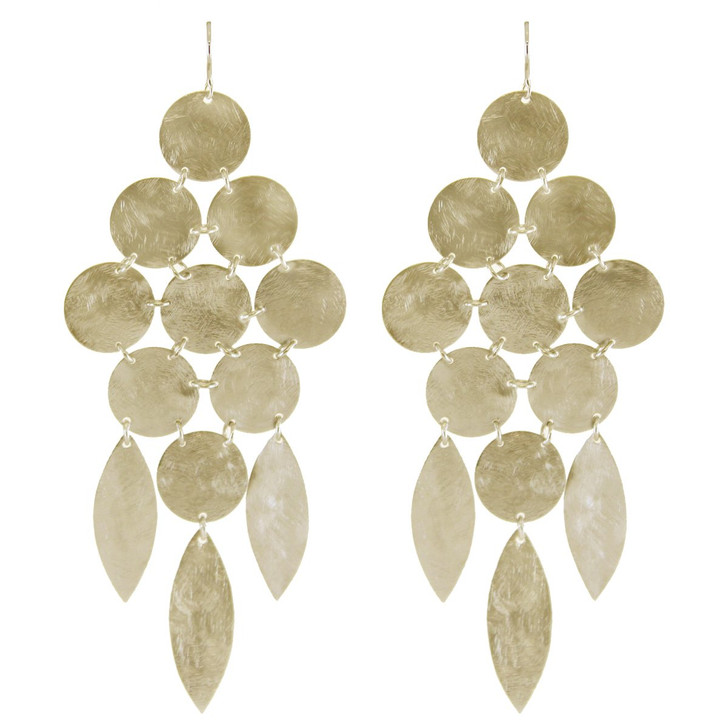 MARCIA MORAN BEATRIX CHANDELIER EARRINGS