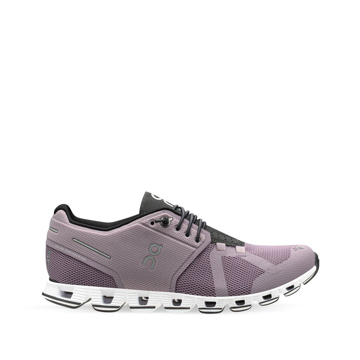 ON RUNNING CLOUD - LILAC/BLACK