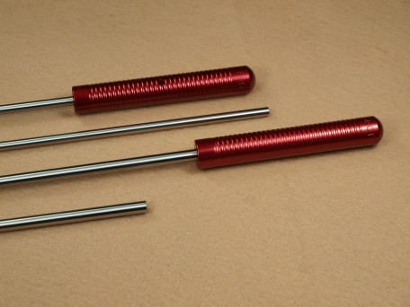 Pro Shot Stainless Cleaning Rods