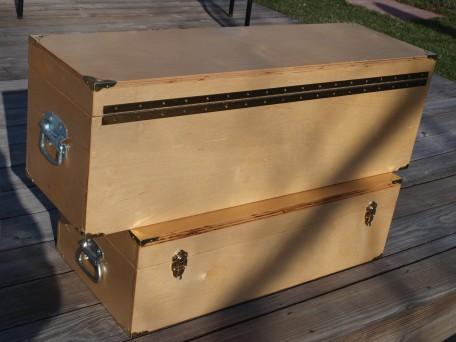 Benchrite Railgun Boxes