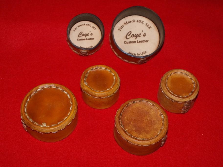 Jason Coye Scope Lens Covers