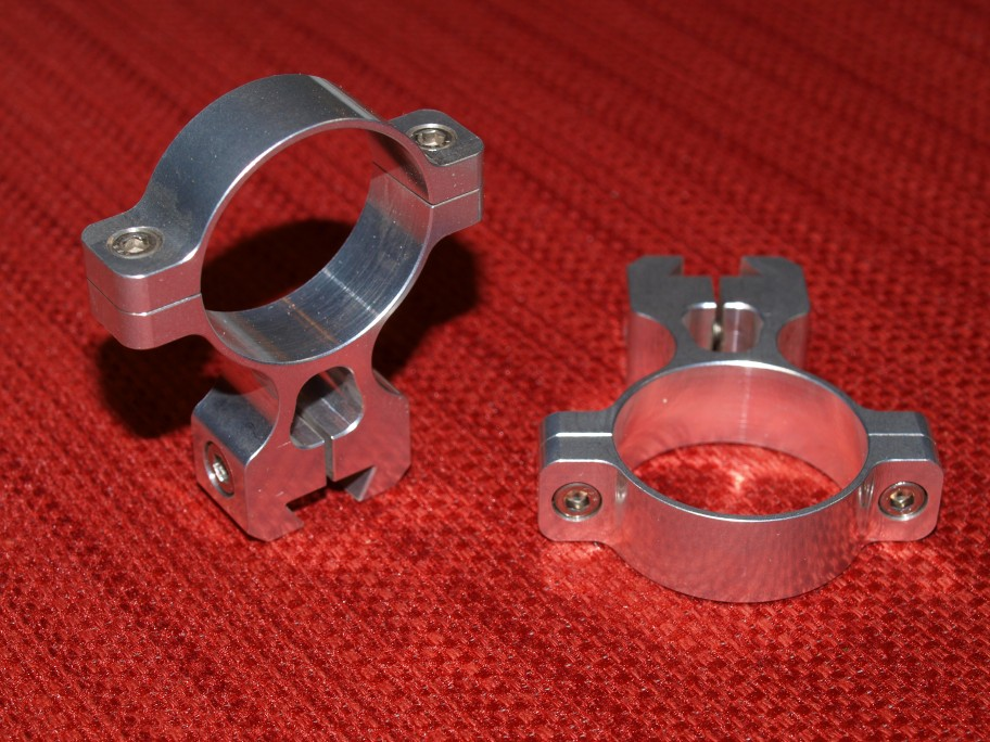 Two Screw Tall Scope Rings
