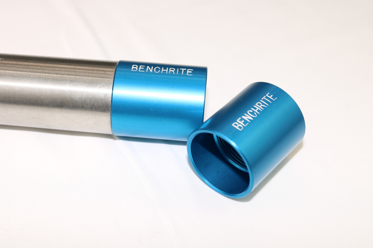 Benchrite Aluminum Barrel Cap