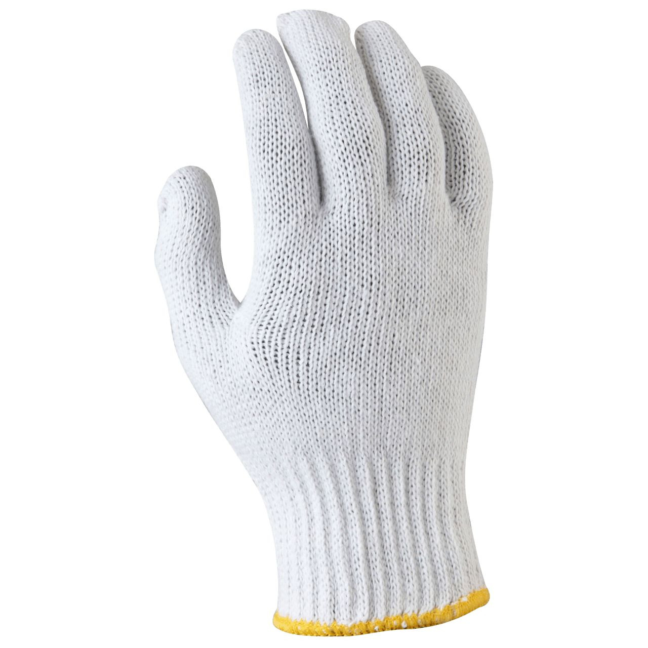 Maxisafe White Poly Cotton Knitted Liner Glove S